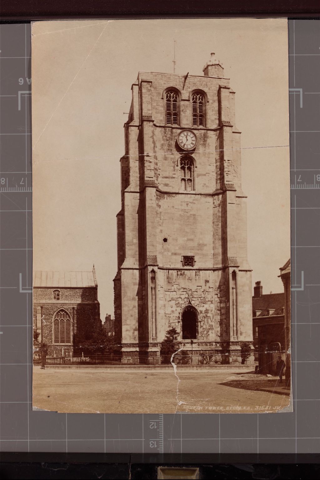Church Tower, Beccles.
