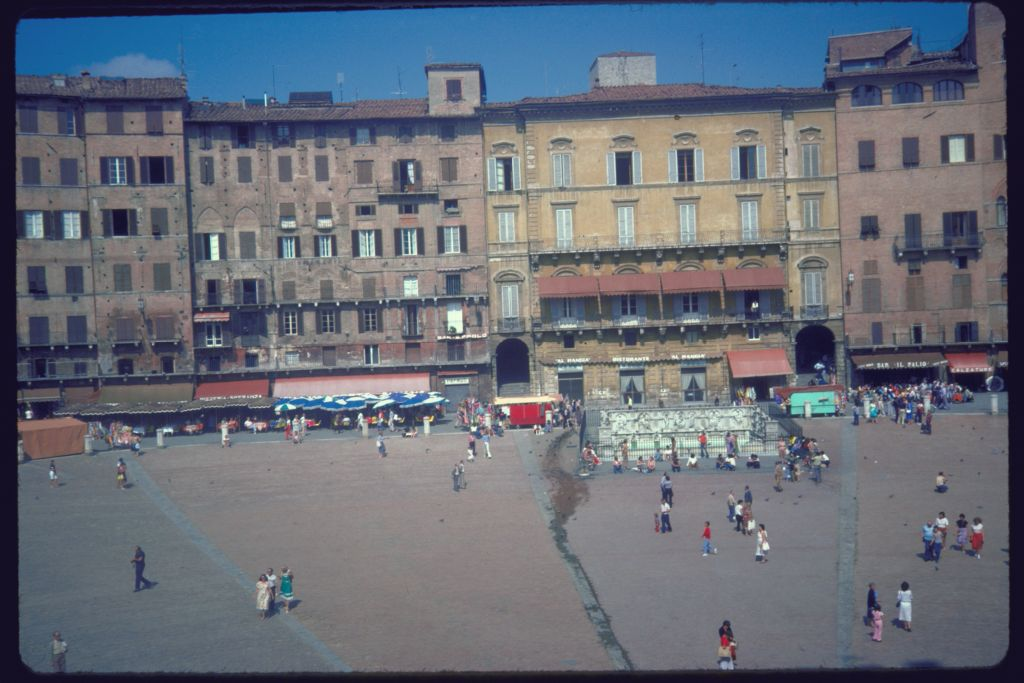 Tour of Italy - Rome, Siena and Florence.