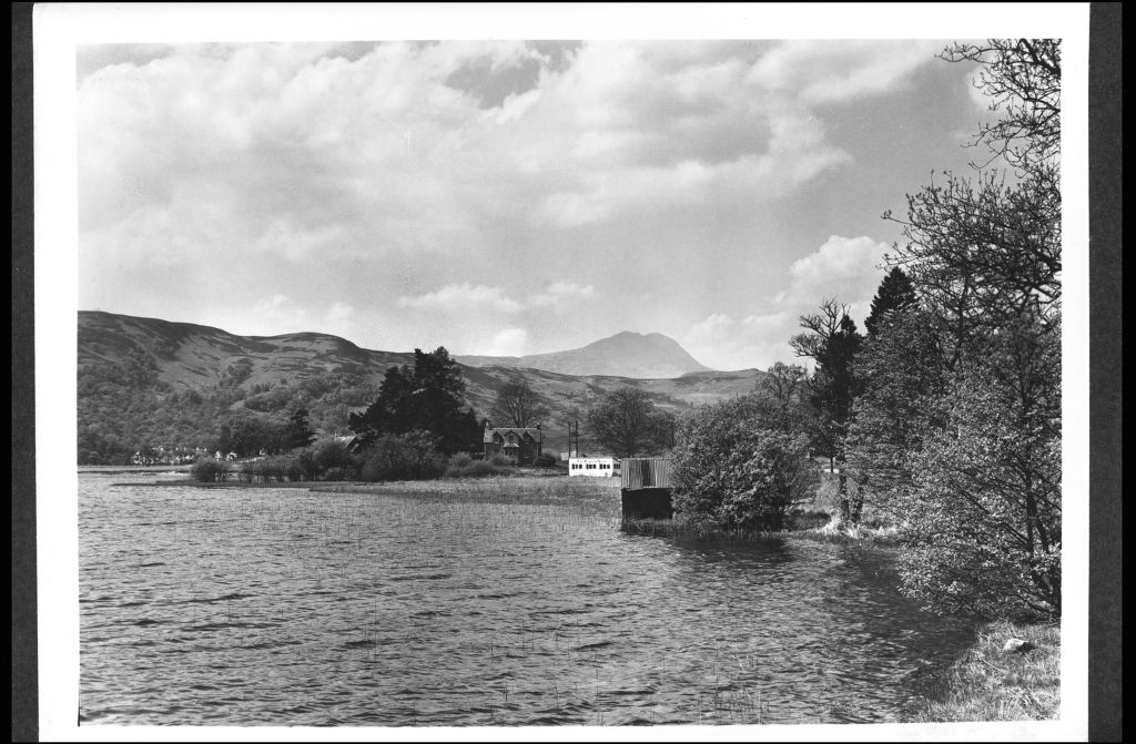 Loch Ard at Kinlochard,