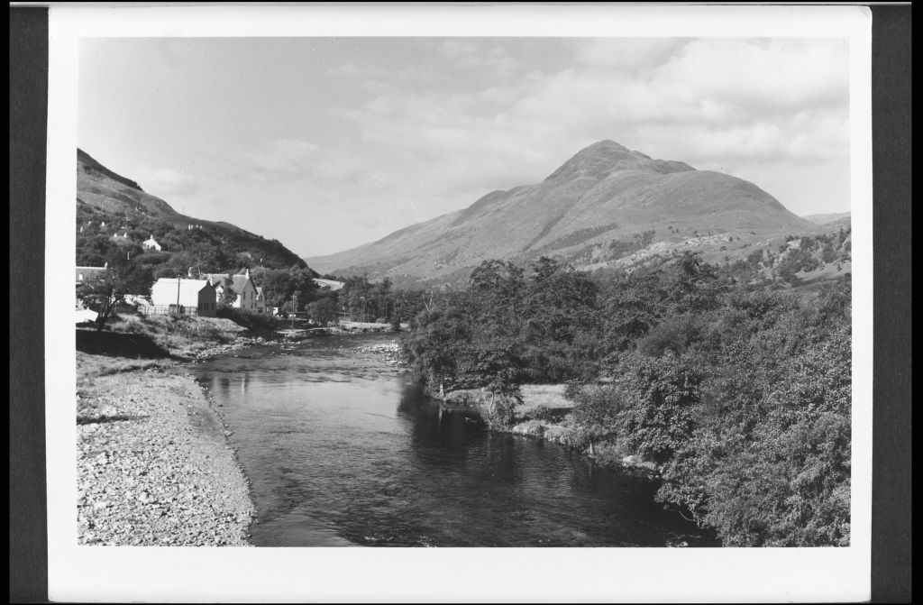 View from the Bridge, Kinlochleven.