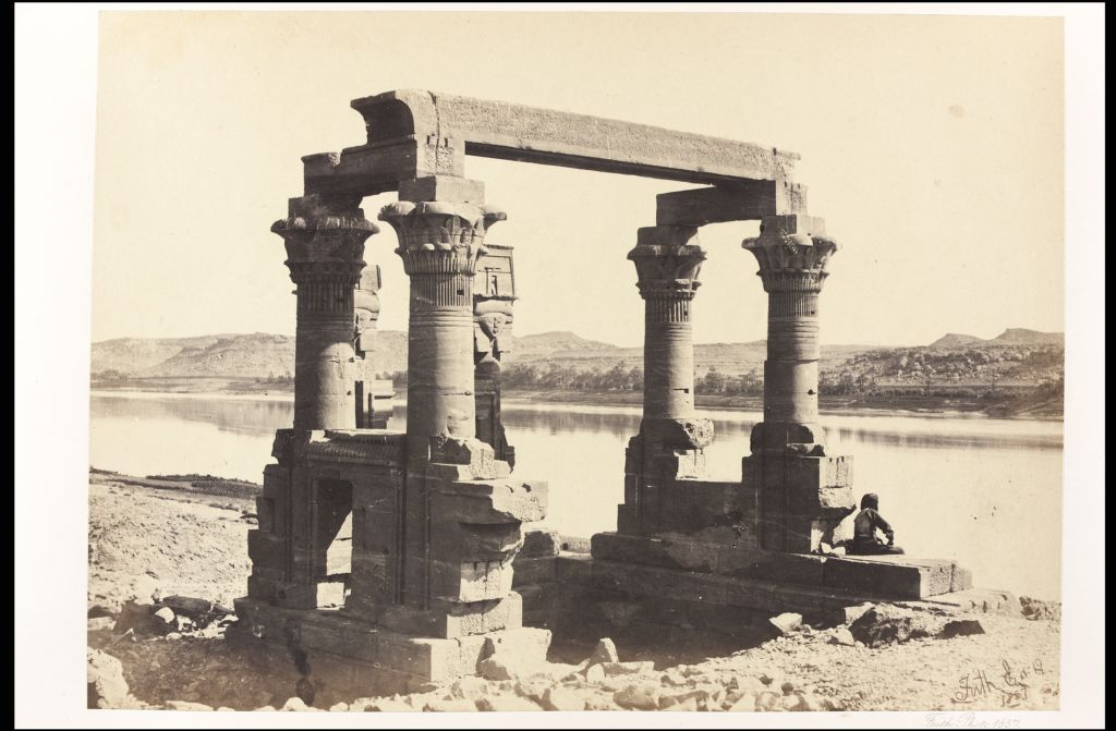 The Temple of Wady Kardassy.