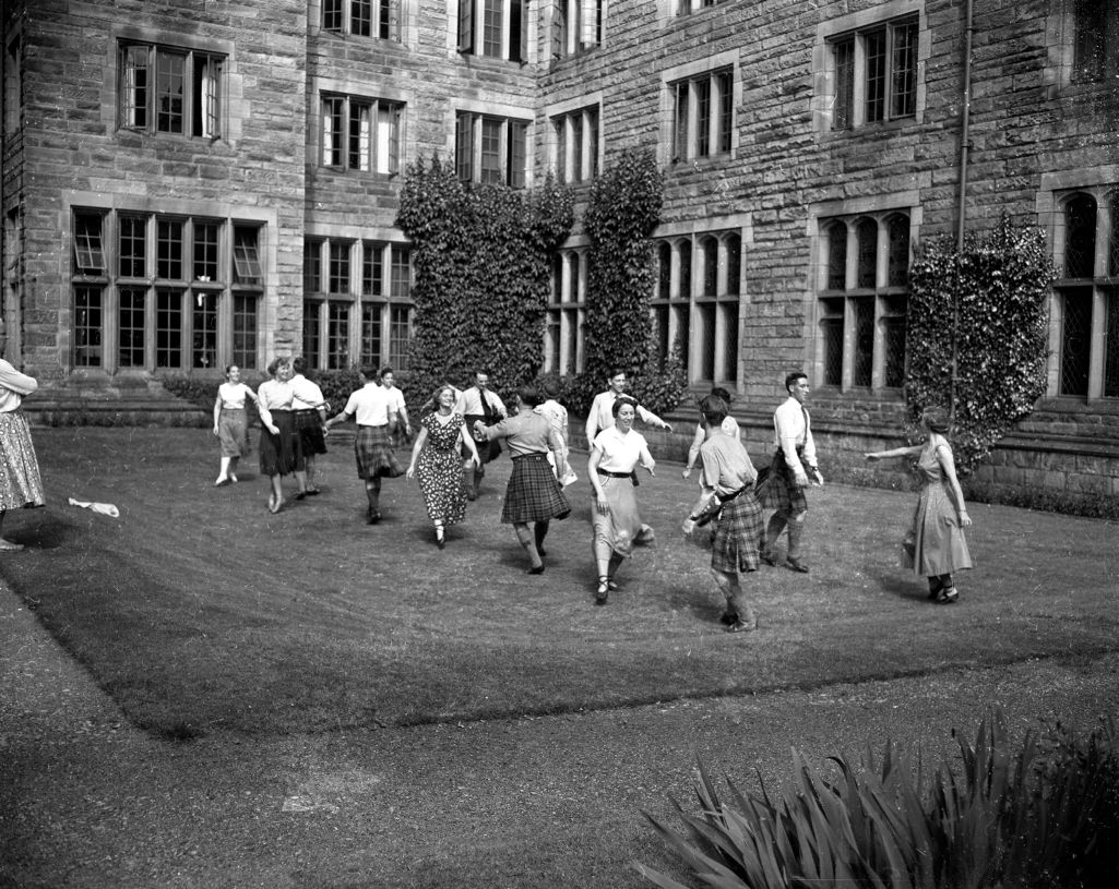 Dance School, St Andrews.