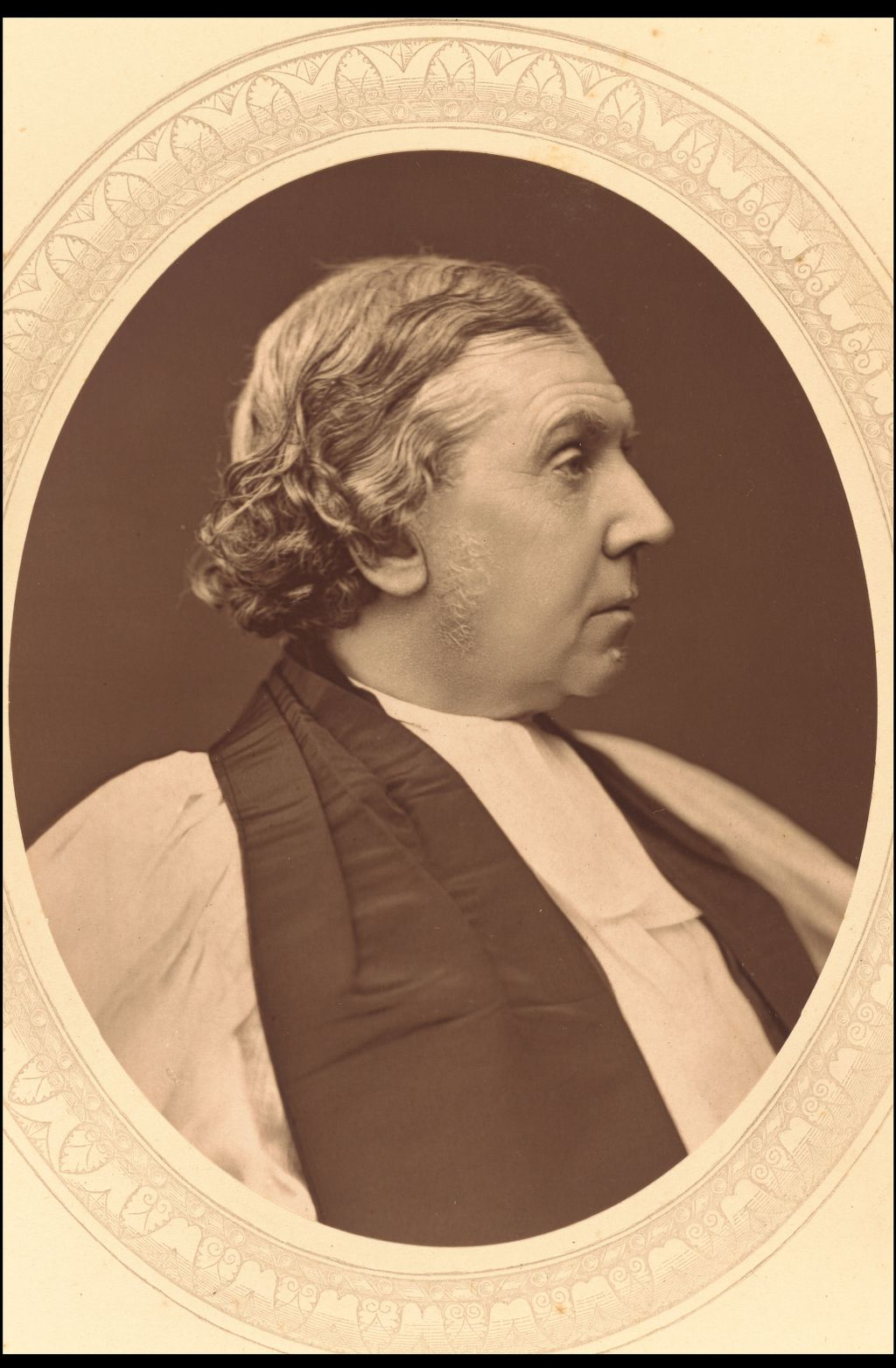 Most Rev Archibald Tait.