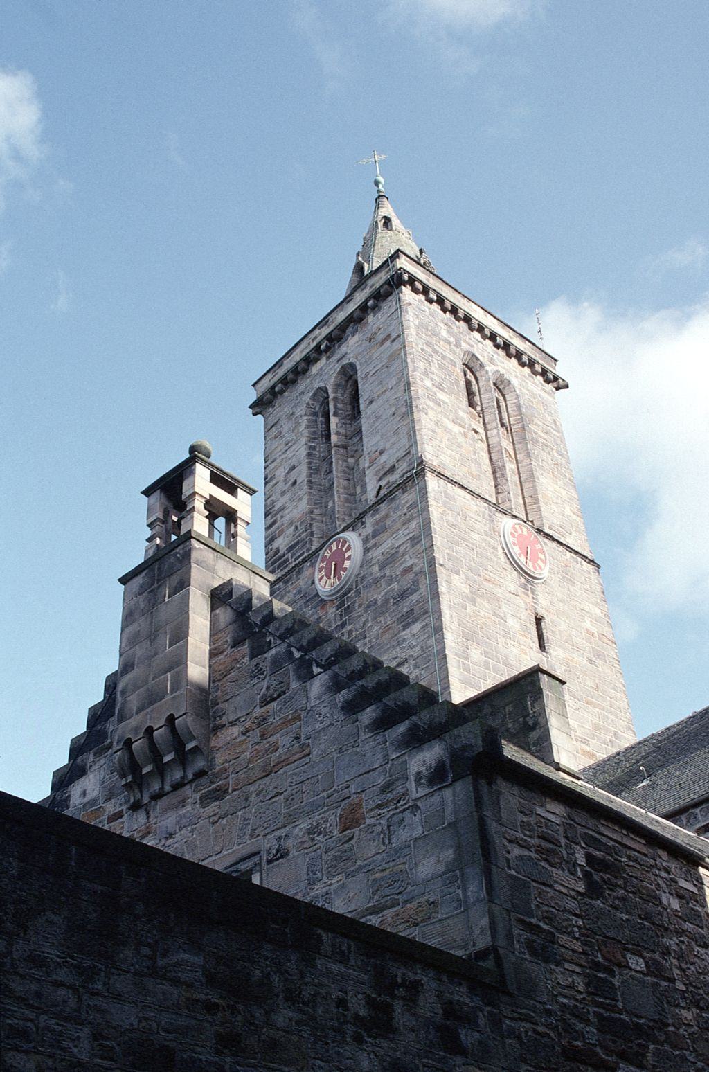 St Salvator's Tower, St Andrews.