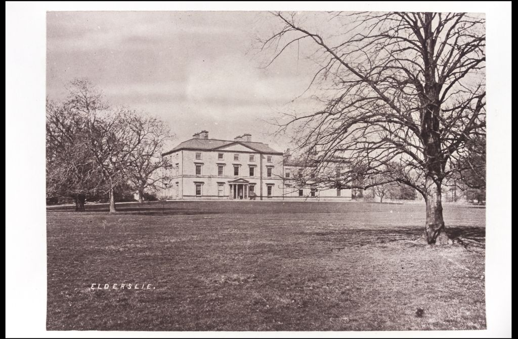 Elderslie House, Glasgow.