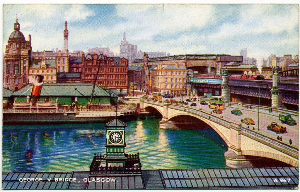 R. N. W. Smith's Postcards of European & Others