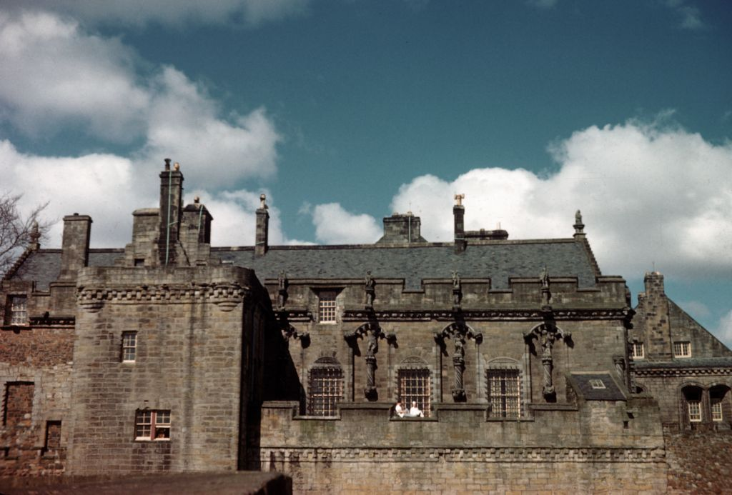 The Palace, Stirling Castle.