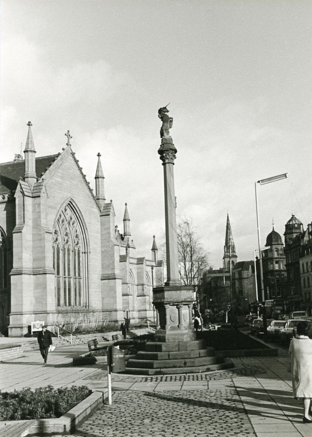 The Old Market Cross, Dundee.