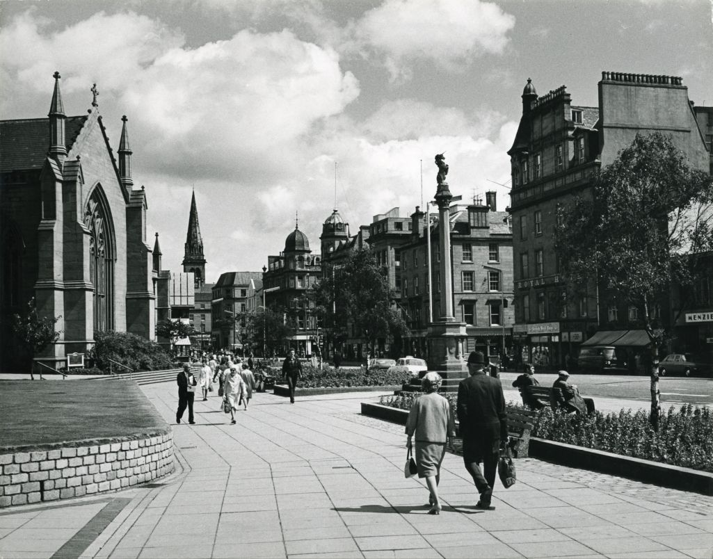 The Nethergate, Dundee.
