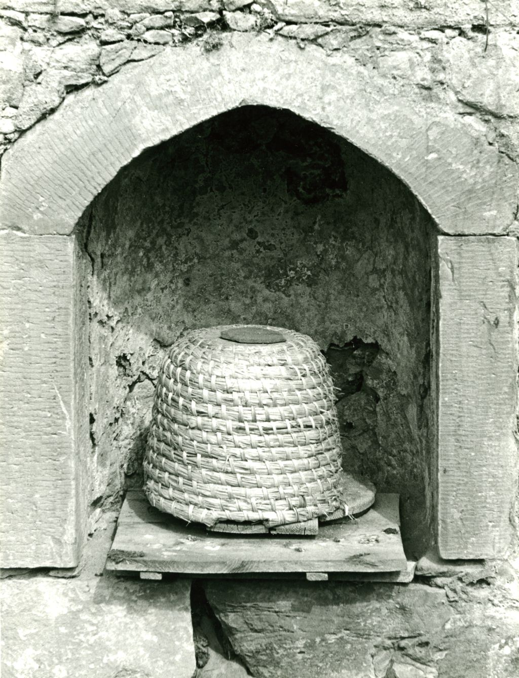Skep, Pluscarden Abbey.