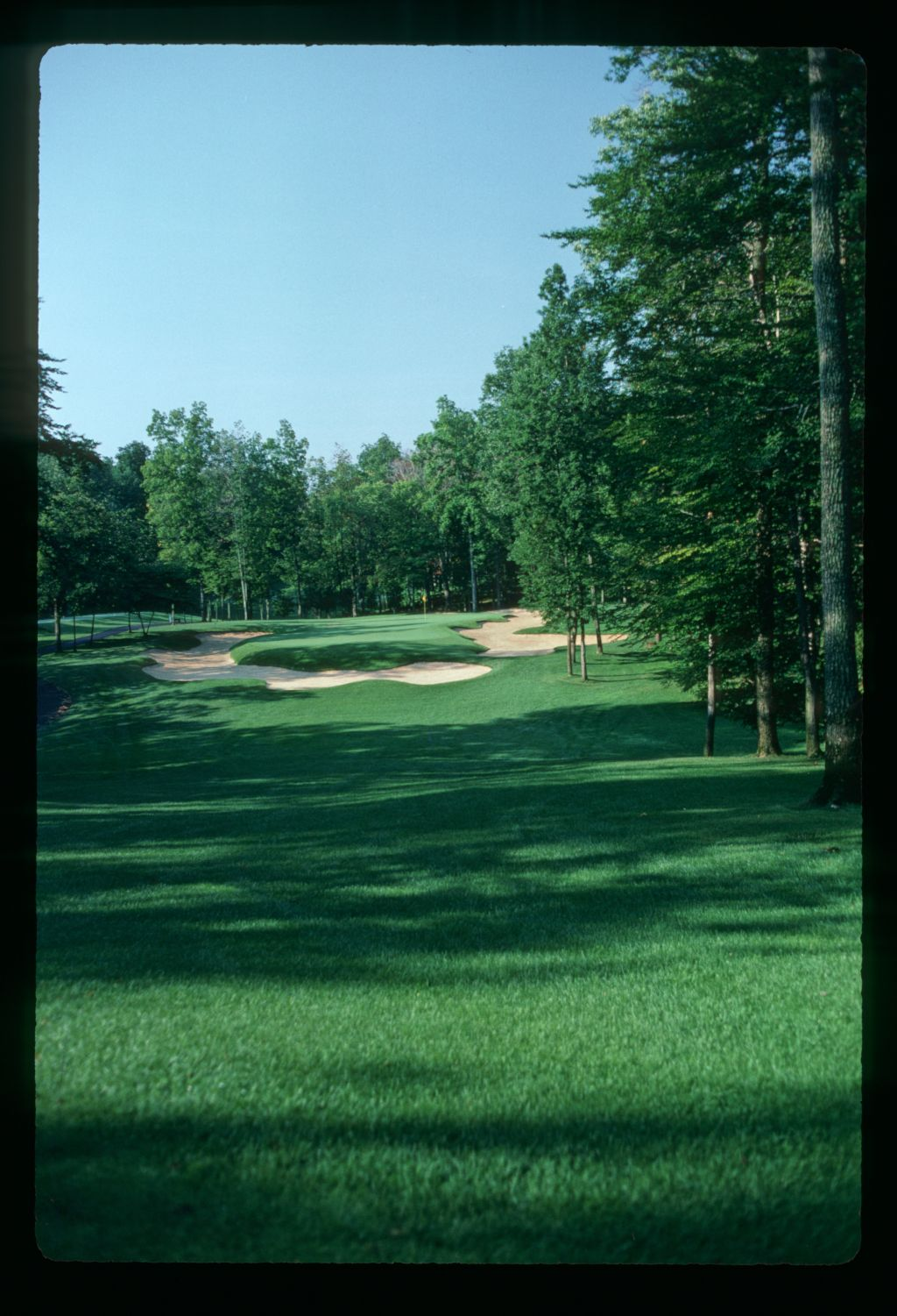 The 8th Hole at Muirfield Village Golf Course