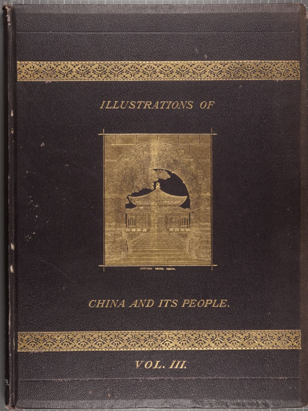Illustrations of China and its people : a series of two hundred photographs with letterpress descriptive of the places and people represented