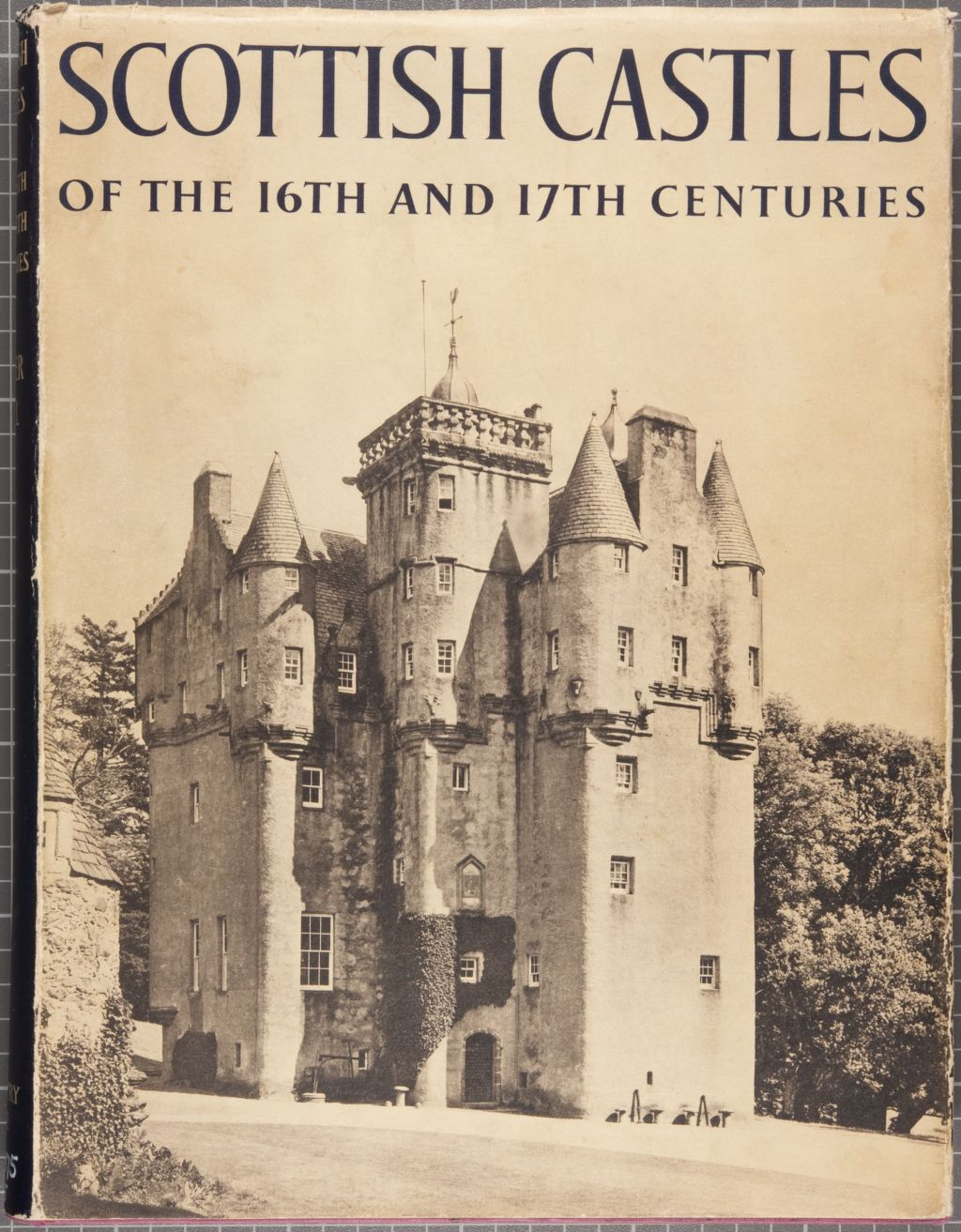 Scottish castles of the 16th and 17th centuries
