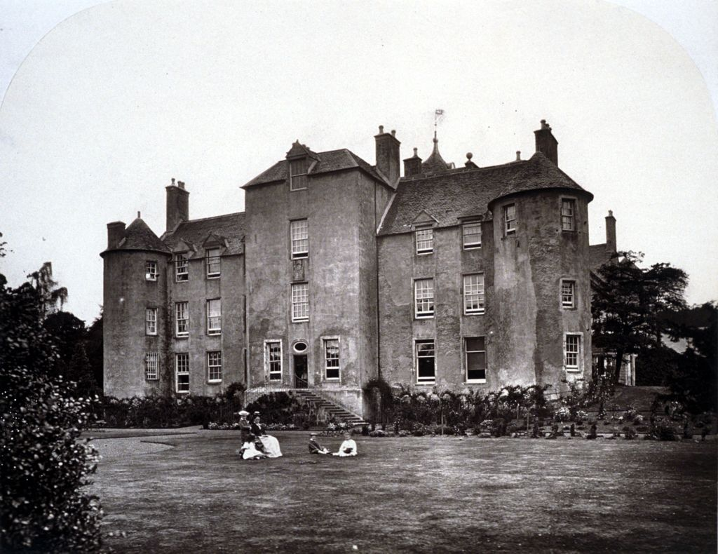 Hatton House from South.