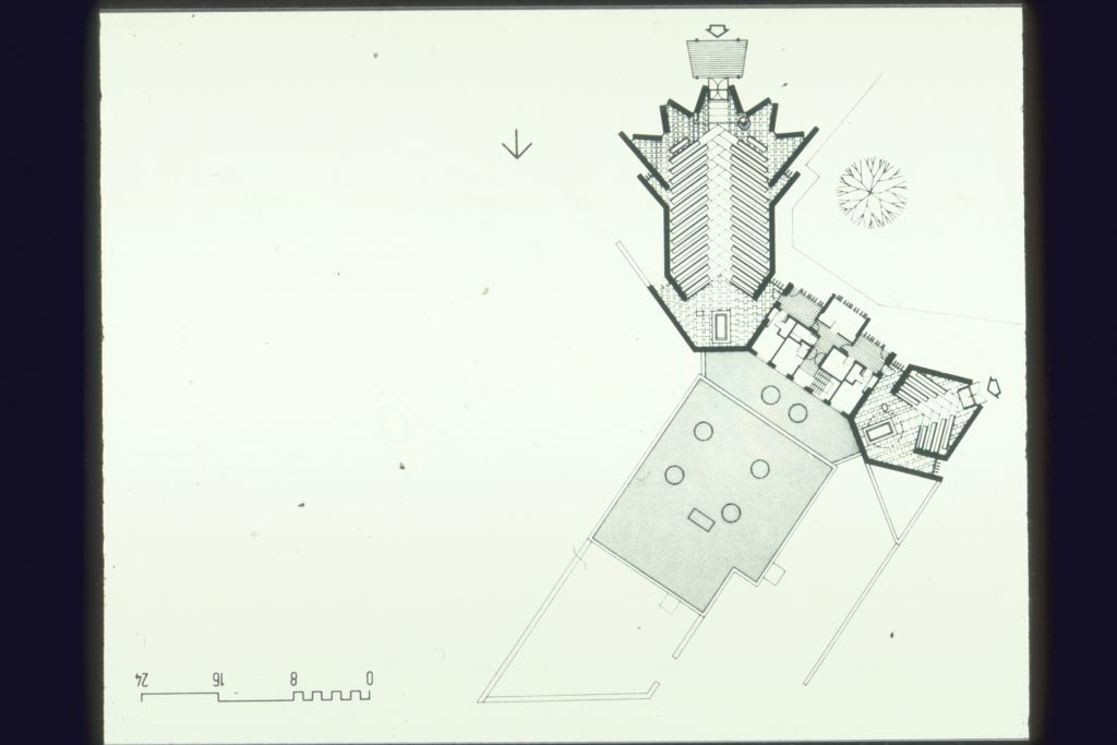 [Architectural drawing].