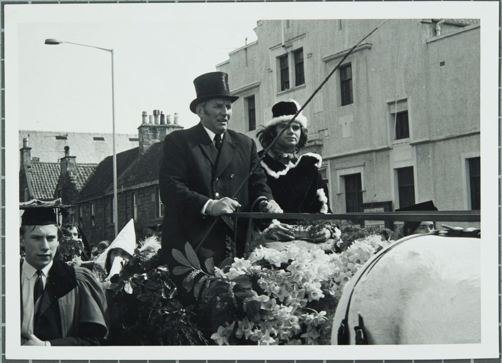 Kate Kennedy Procession 21 April 1973