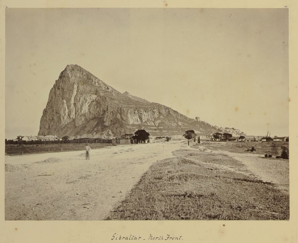 Gibraltar - North Front