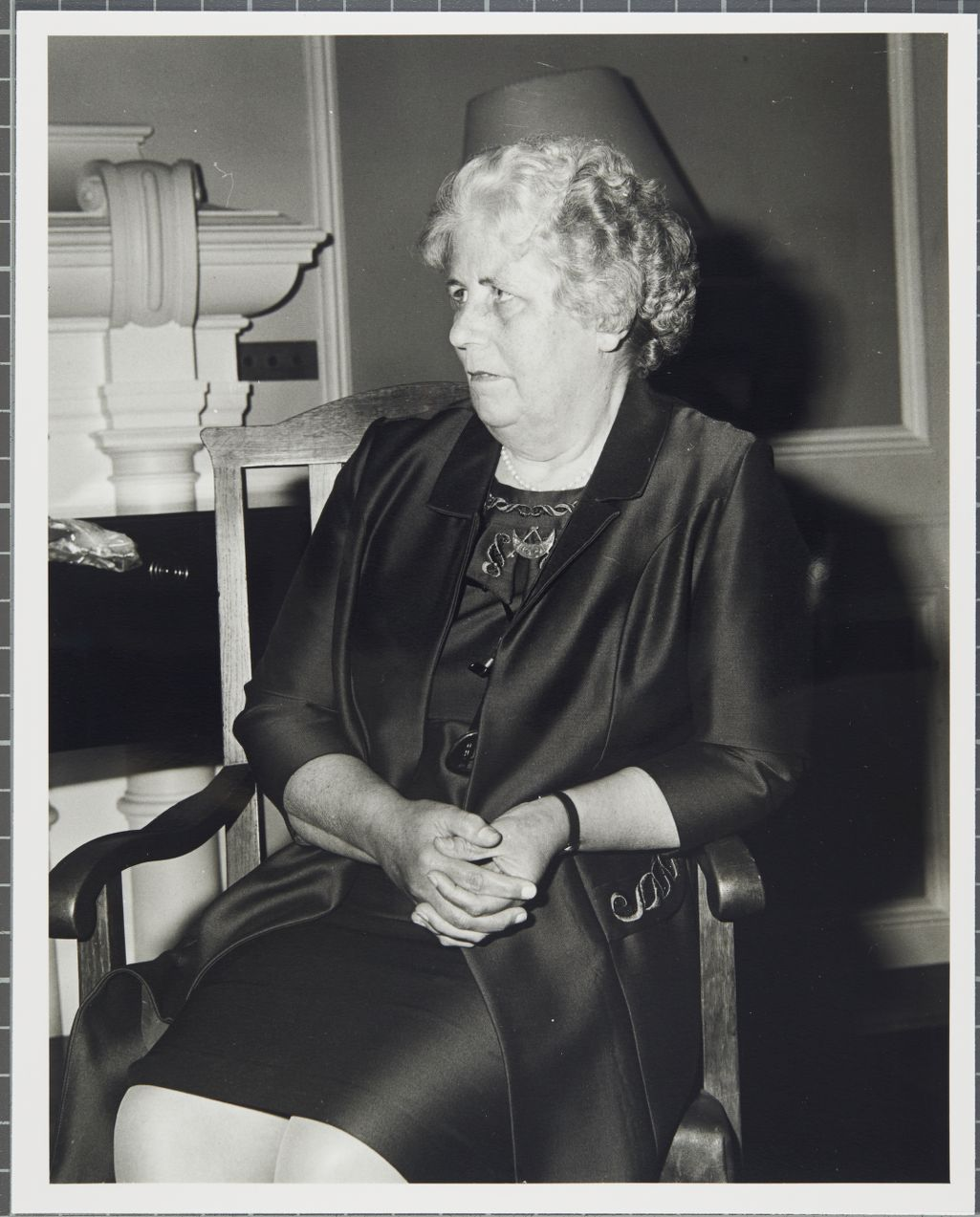 [Portrait of Ethel M. Black, 1978]