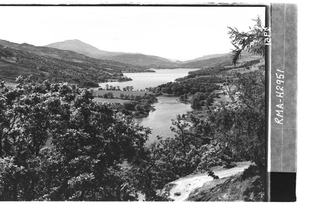 Queen's View, Loch Tummel.