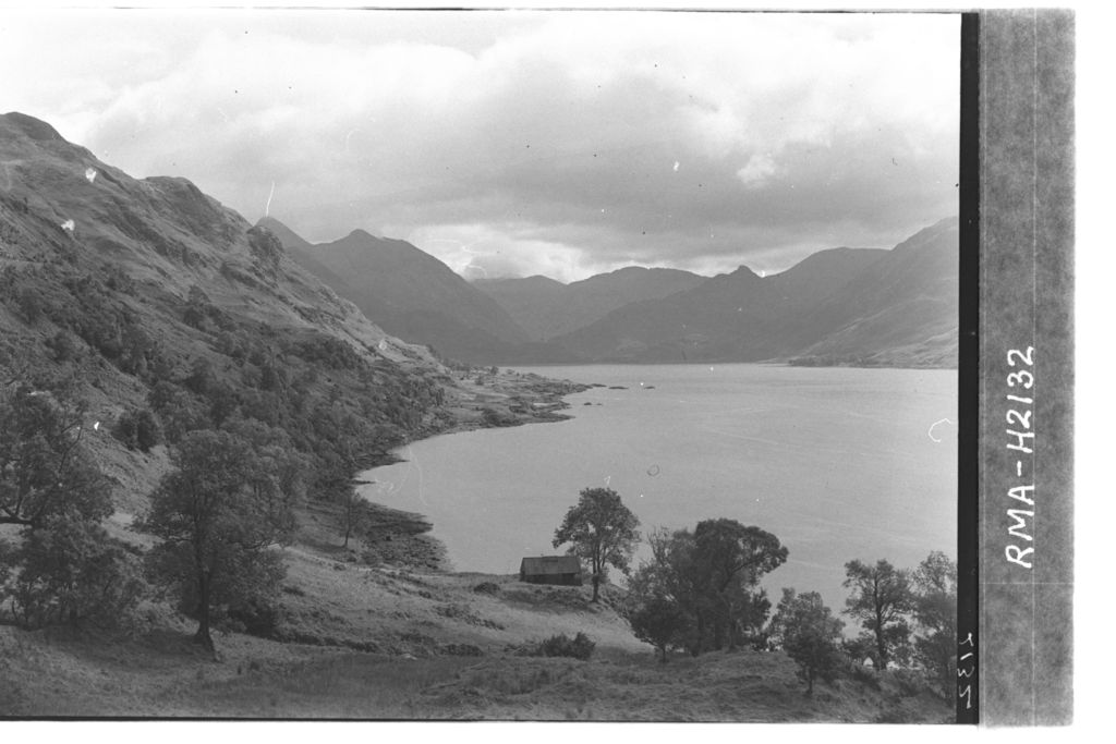 Keppoch shores of Loch Duich.