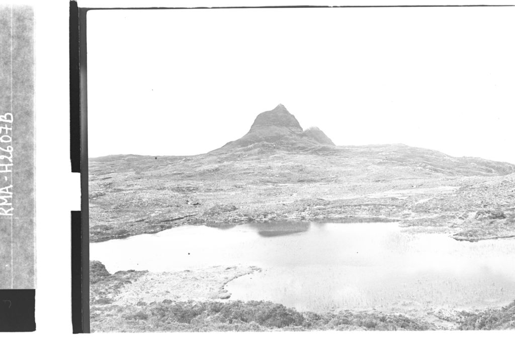 Suilven from ESE