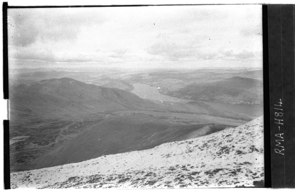 View from Ben Lawers.