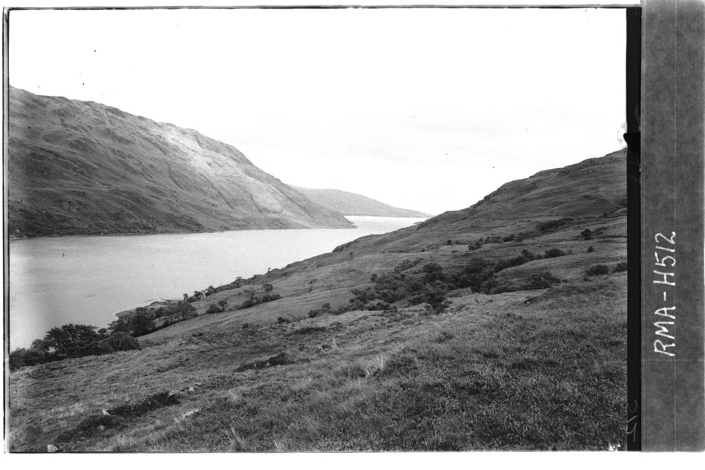 View down Loch Striven, Cowal.