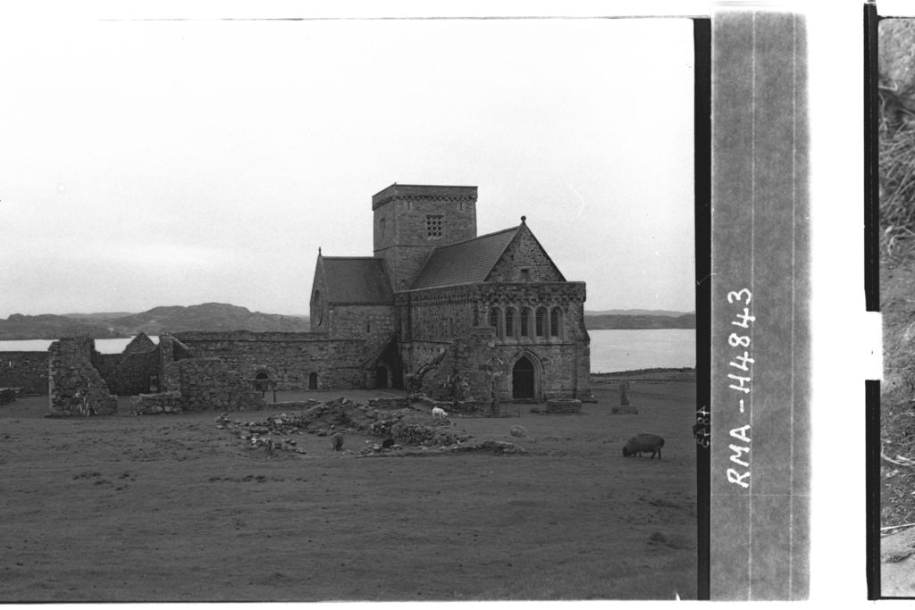 Iona Abbey, St Mary's Cathedral.