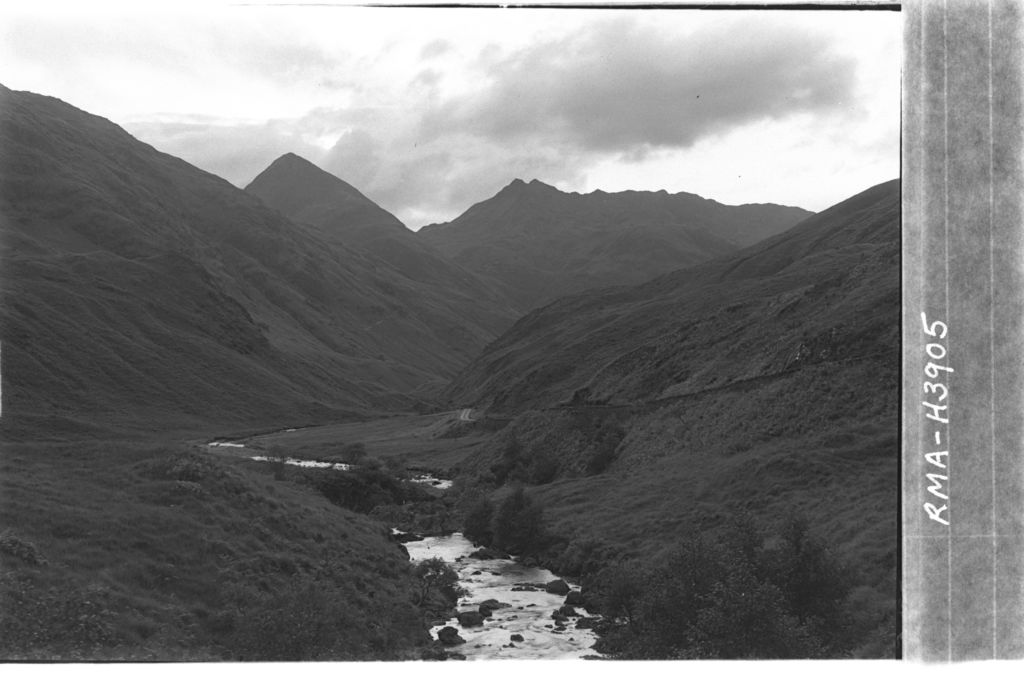 The Saddle, Glen Shiel.