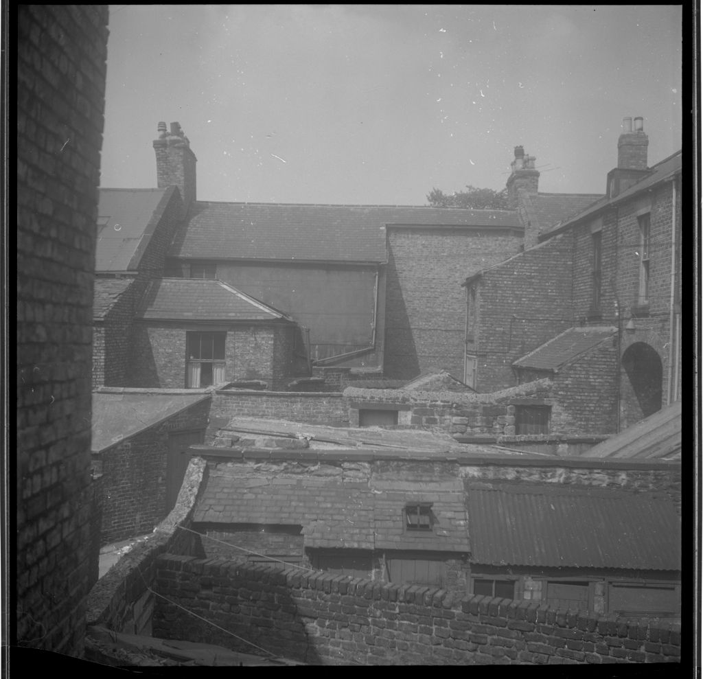 [Group of buildings, Rye Hill]
