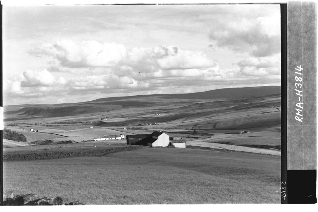 Teesdale from Grasshill.
