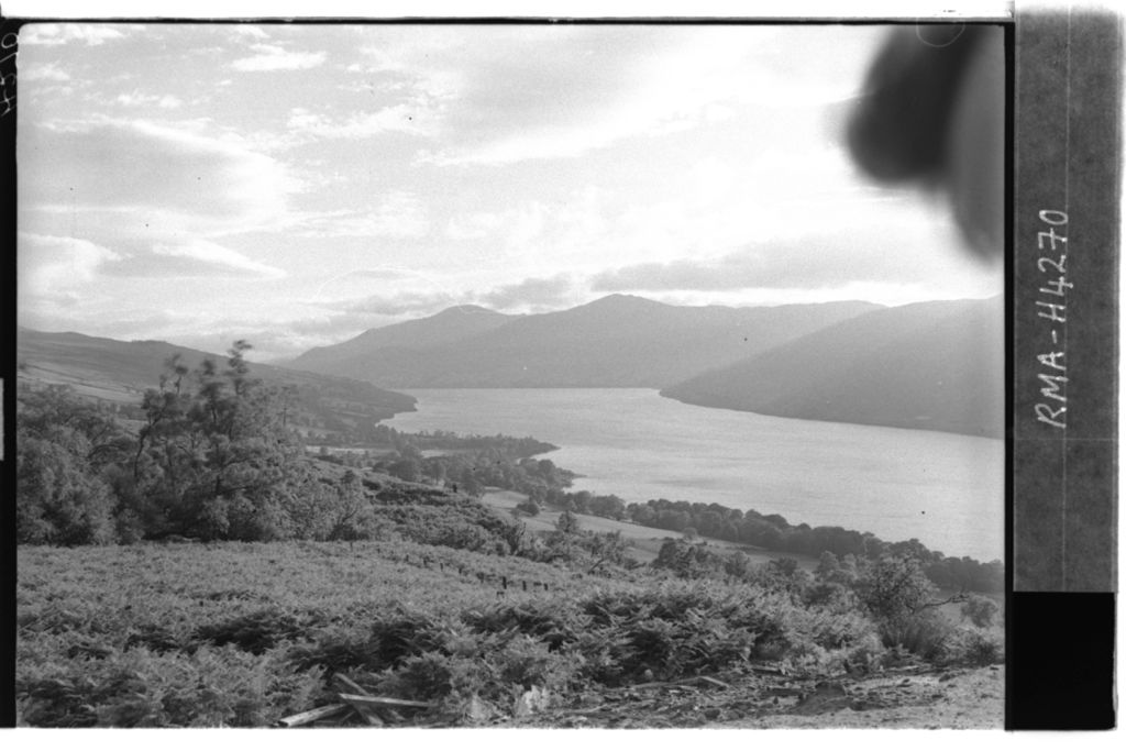 Loch Tay from behind Acharn.