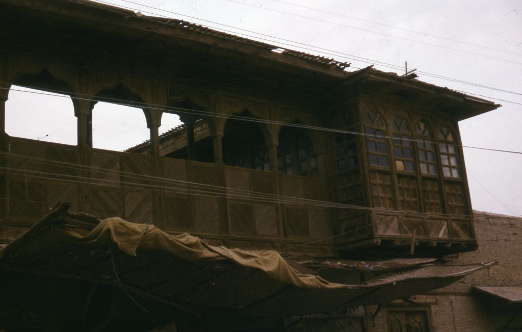 Unidentified Islamic building exterior