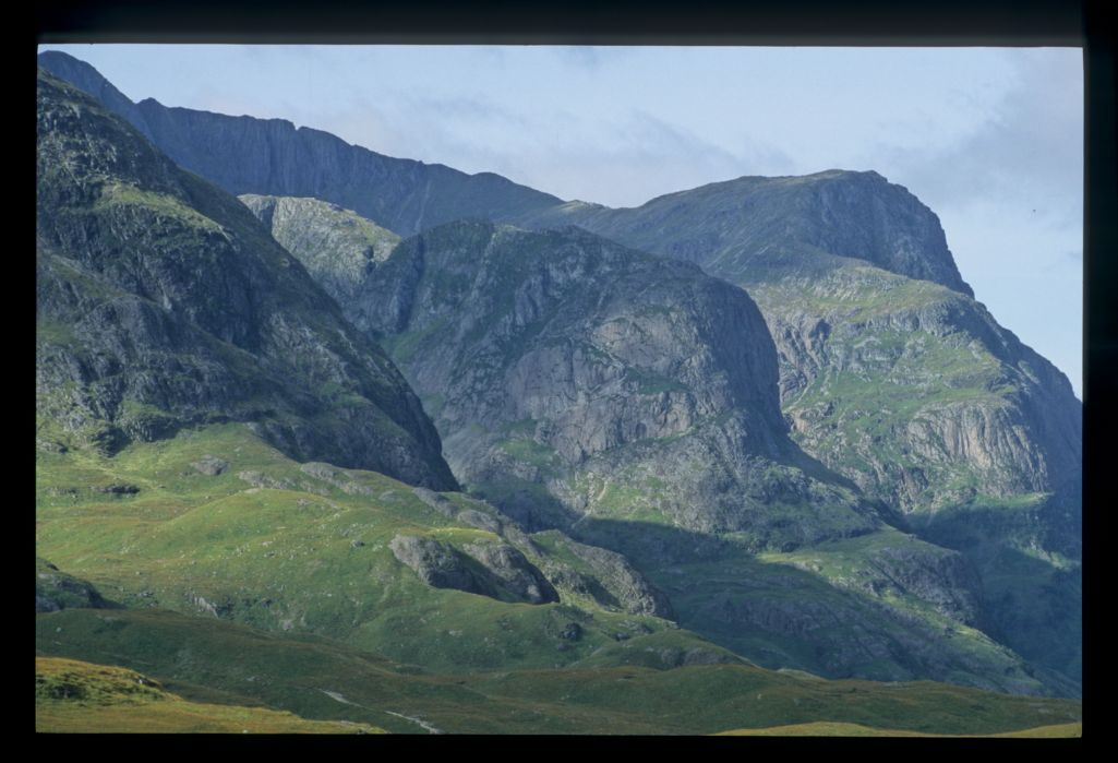 The Three Sisters of Glencoe.