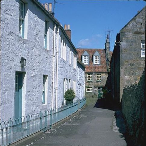 Loudens Close, St Andrews.