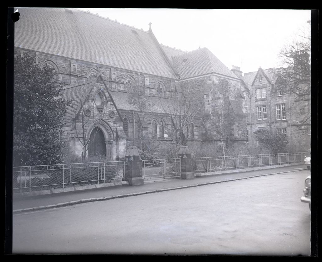 St Andrews Episcopal Church, Queens Terrace, St Andrews