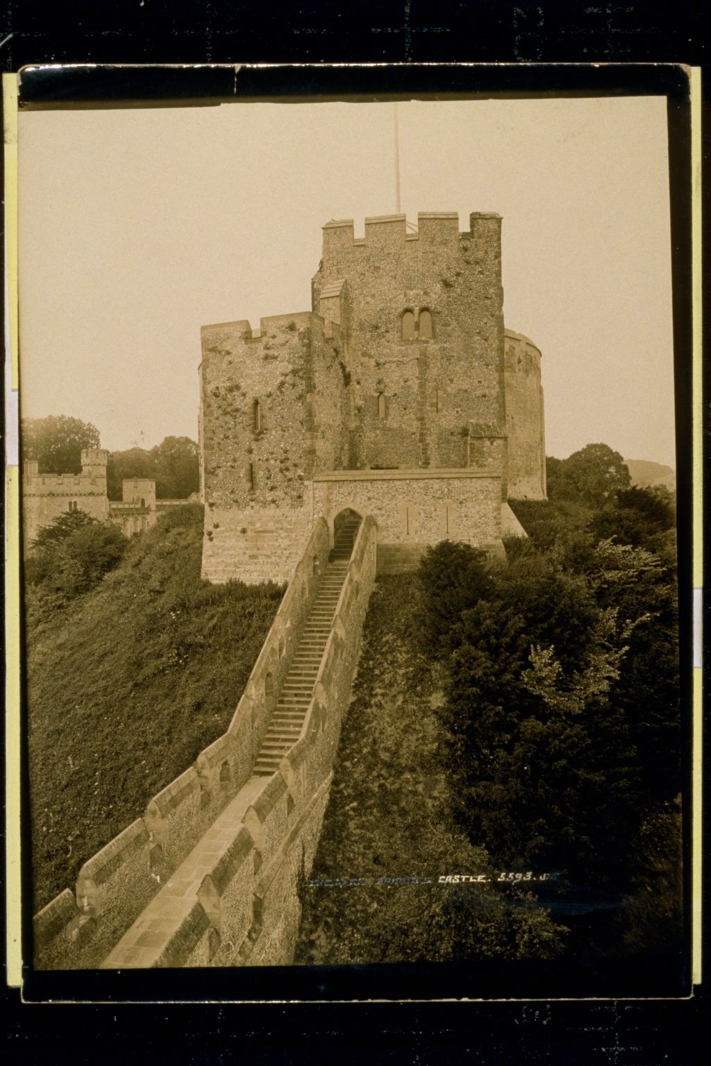The Keep, Arundel Castle.