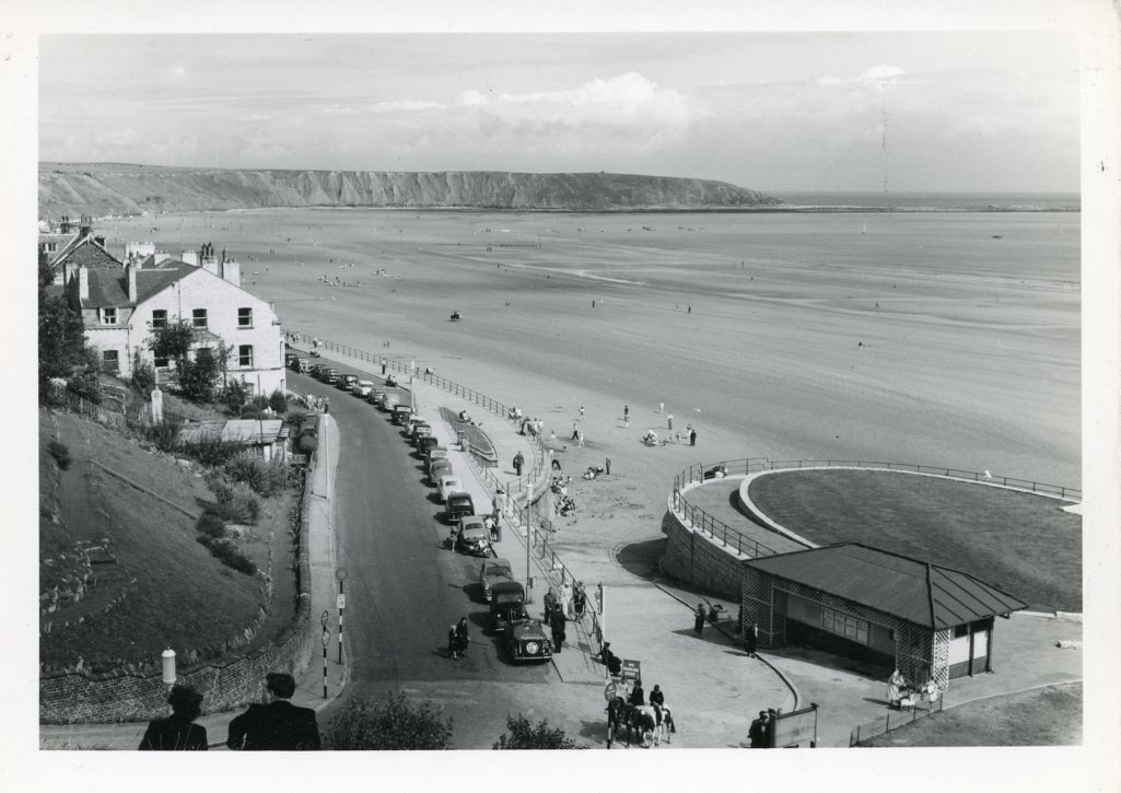 Royal Esplanade, Filey.