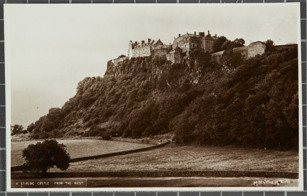 4 Stirling Castle from the West