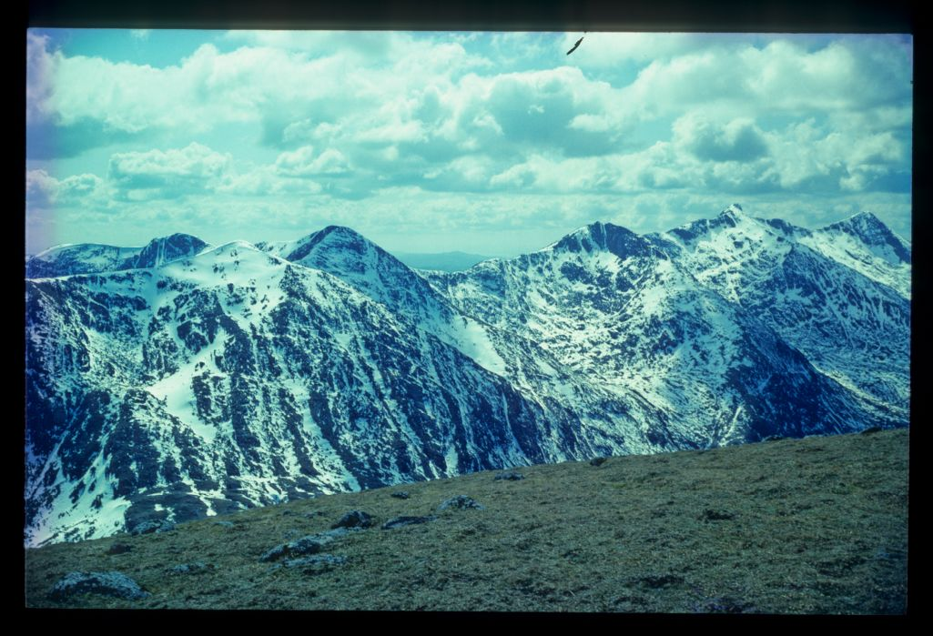 H M Brown Collection - Slides of Scotland (first series). Munros.