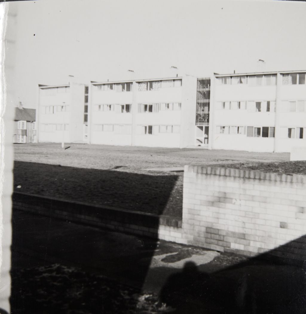 [Crewe Road North, view of site]