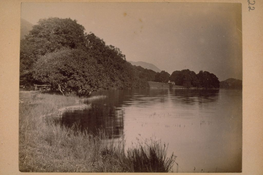 Steggall Photographic Album of Aberfoyle, Lancashire, Bedford, Dollar, Lock Earn, [and] Taynuilt