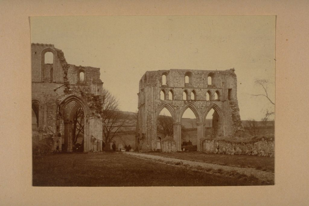 Dundrennan Abbey.