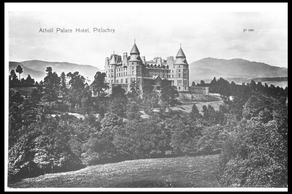 Atholl Palace Hotel, Pitlochry.