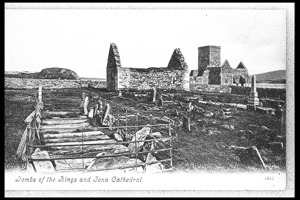 Iona Cathedral & Tombs of Kings.