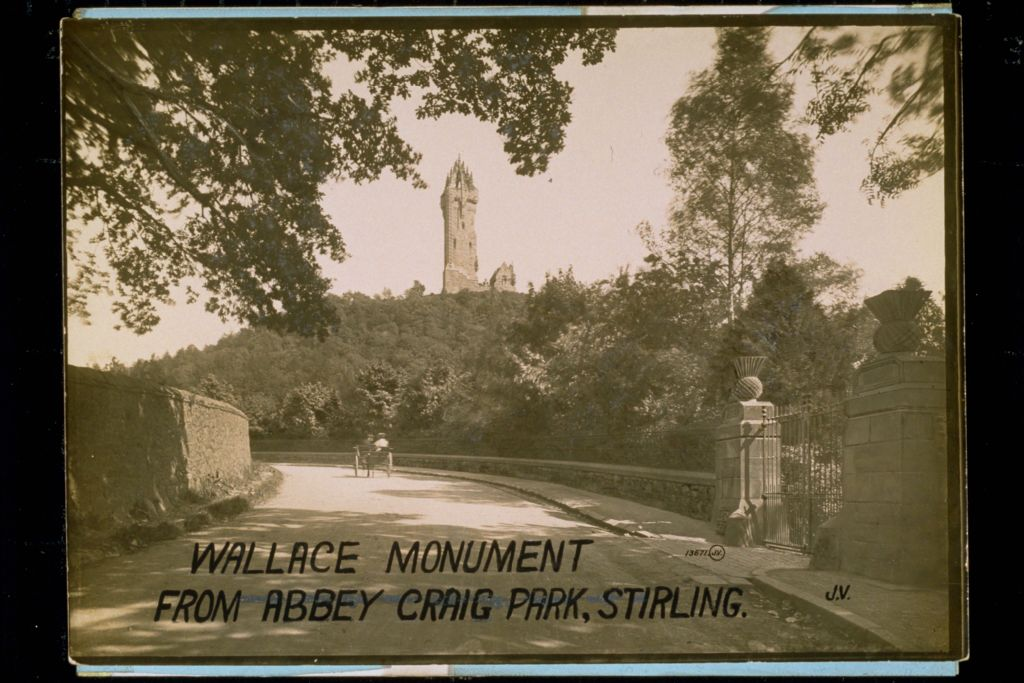 Wallace Monument.