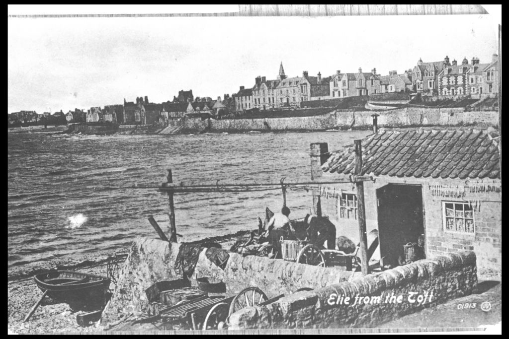 Elie from the Toft.