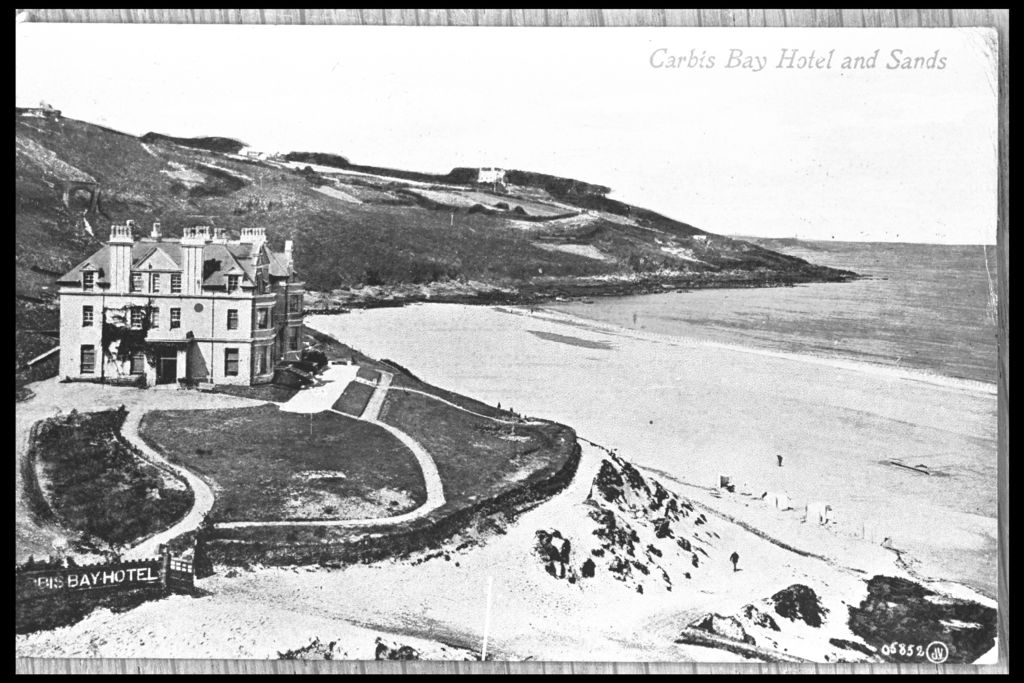 Carbis Bay Hotel and Sands.