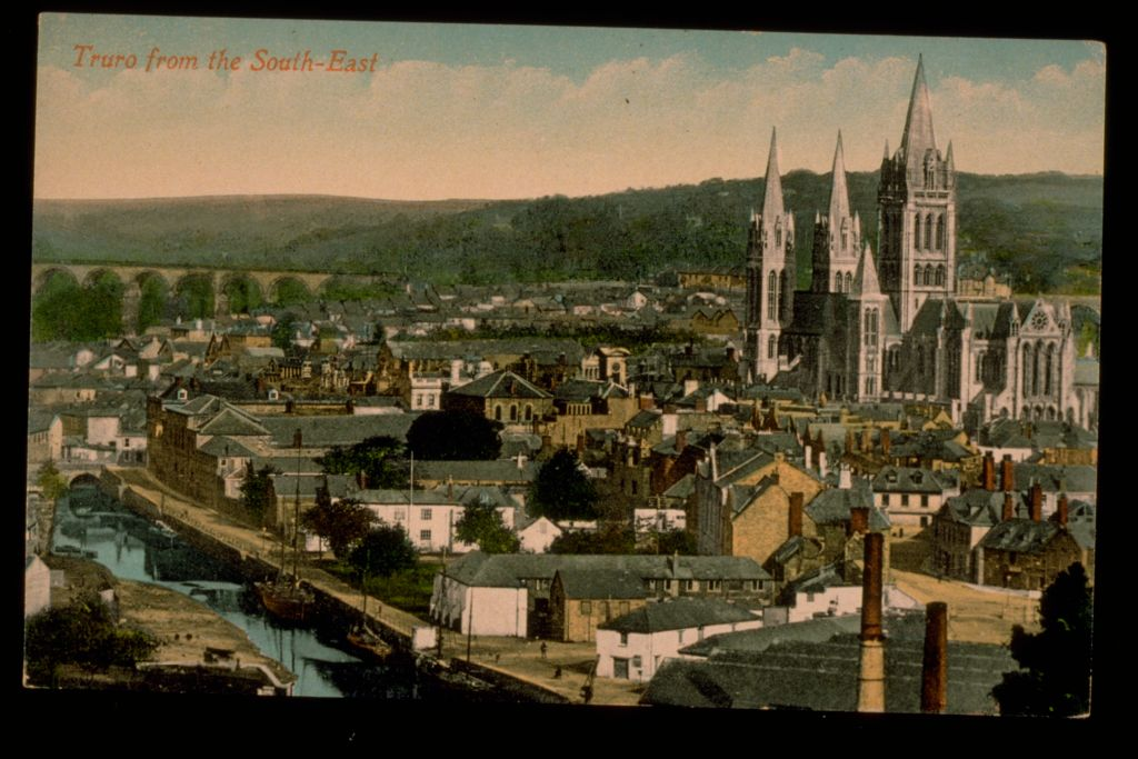 Truro from the South East.