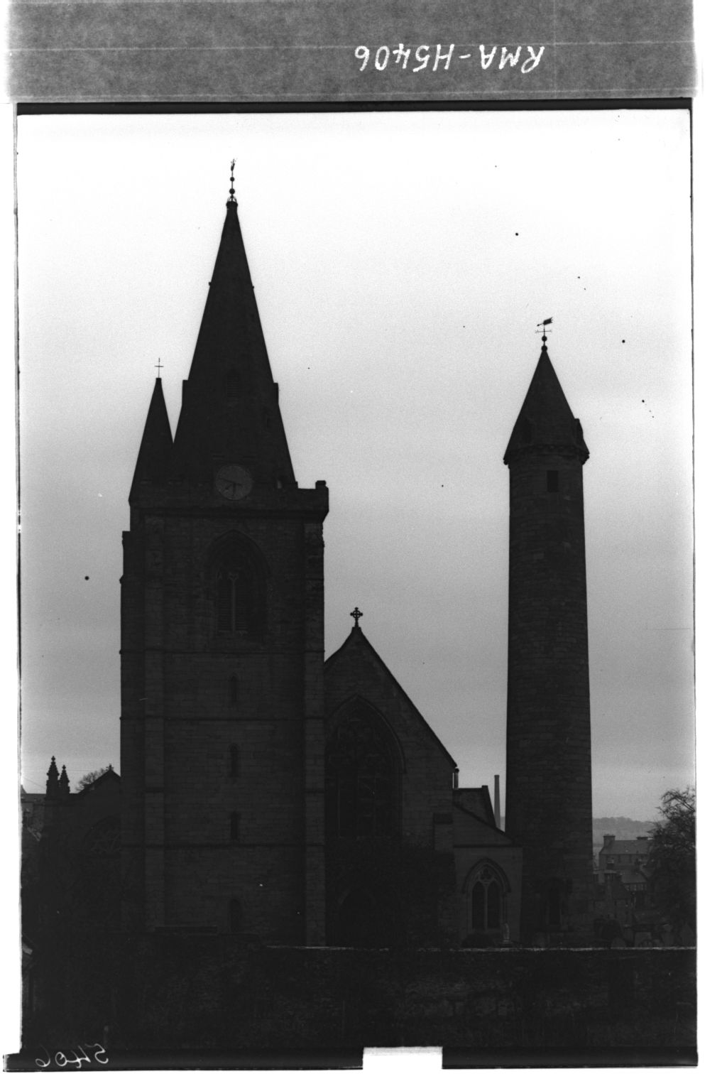 Brechin Cathedral & Round Tower.